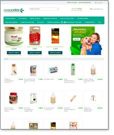 tienda virtual ecocentre