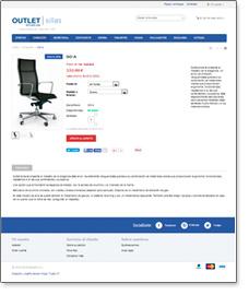tienda virtual sillas de oficina