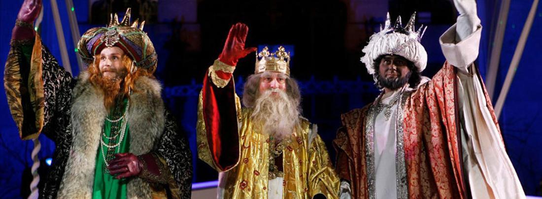 Los Reyes Magos se preparan para la mejor Navidad ecommerce de la historia