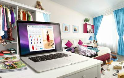 El comercio electrónico se convierte en el canal de distribución favorito para la moda